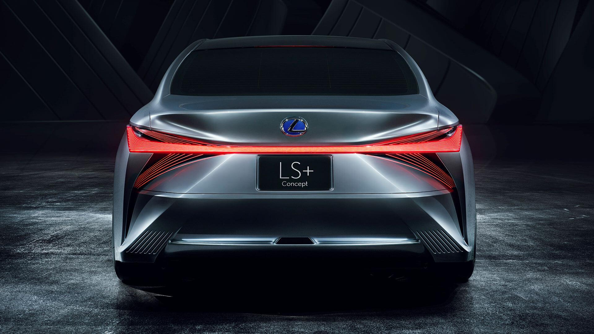 lexus ls concept tokyo motor show gallery 004