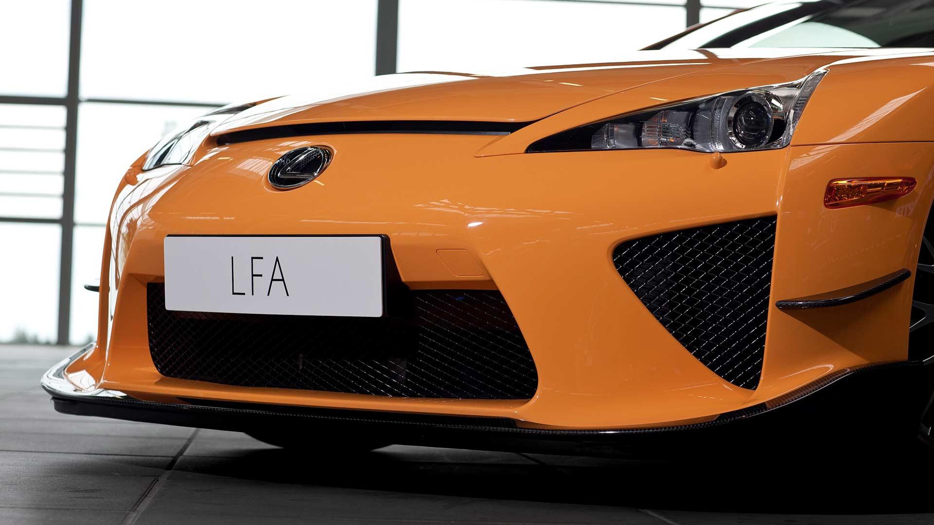 1920x1080 Lexus LFA 4