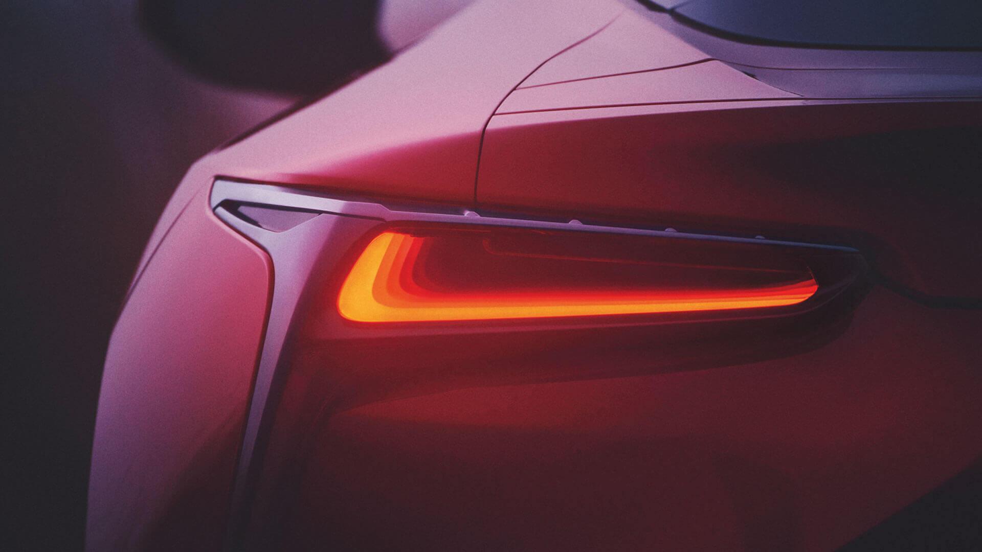 Lexus LC 500h 9