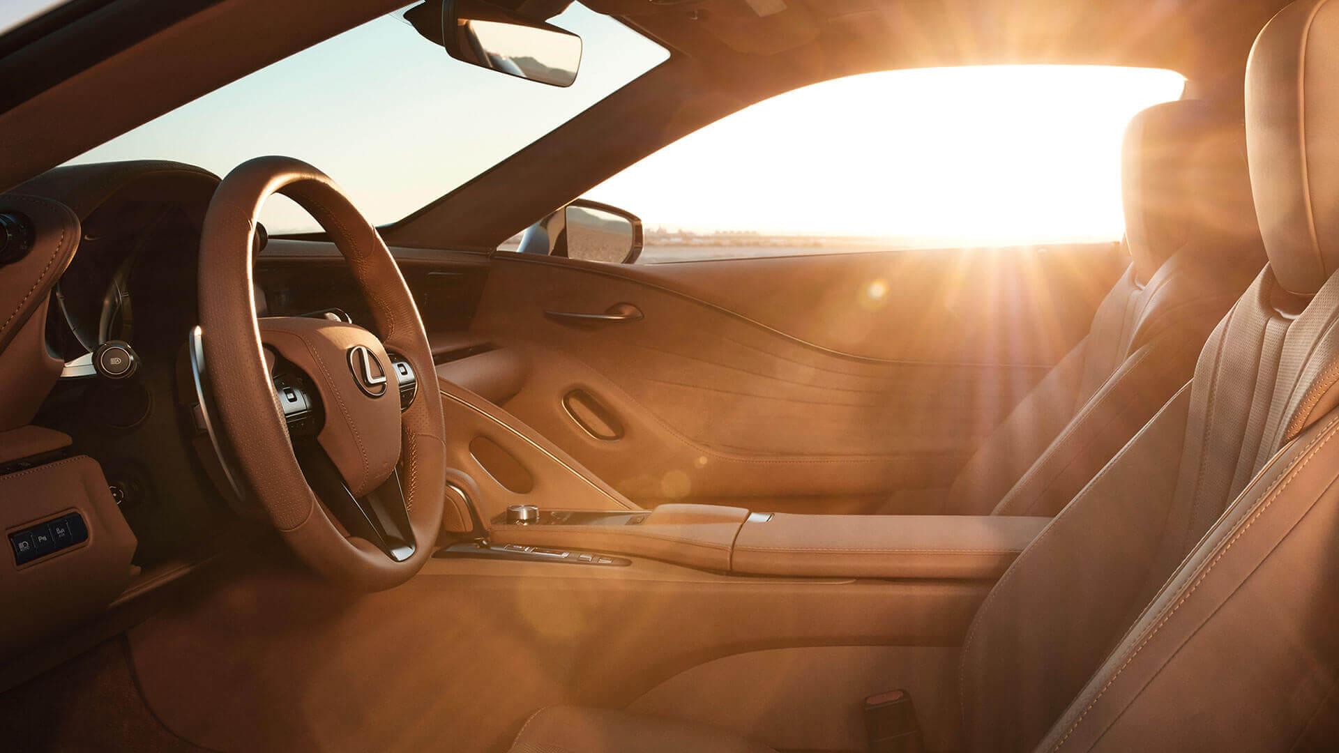Lexus LC 500h 10