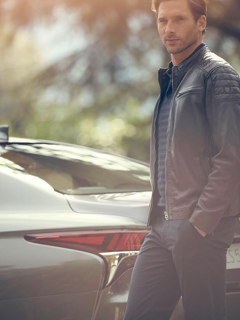 Lexus LS 3