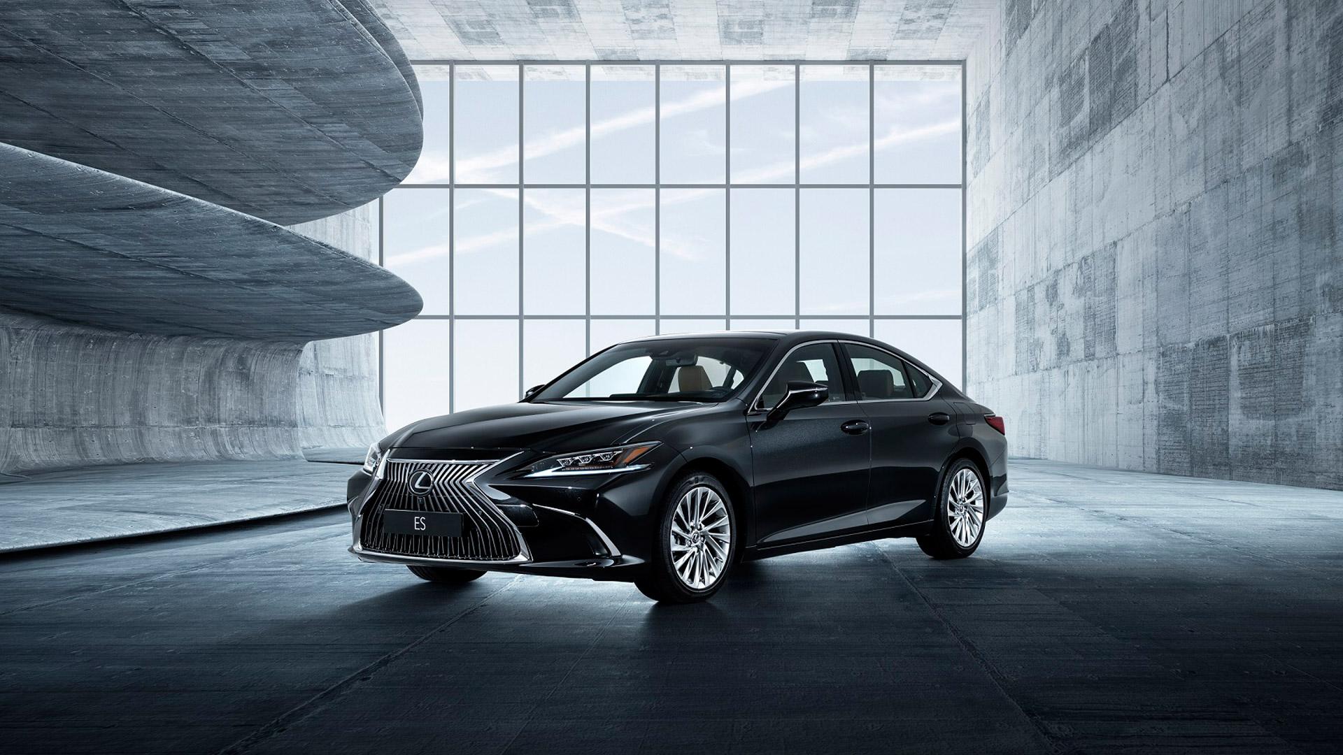 Lexus ES gallery02