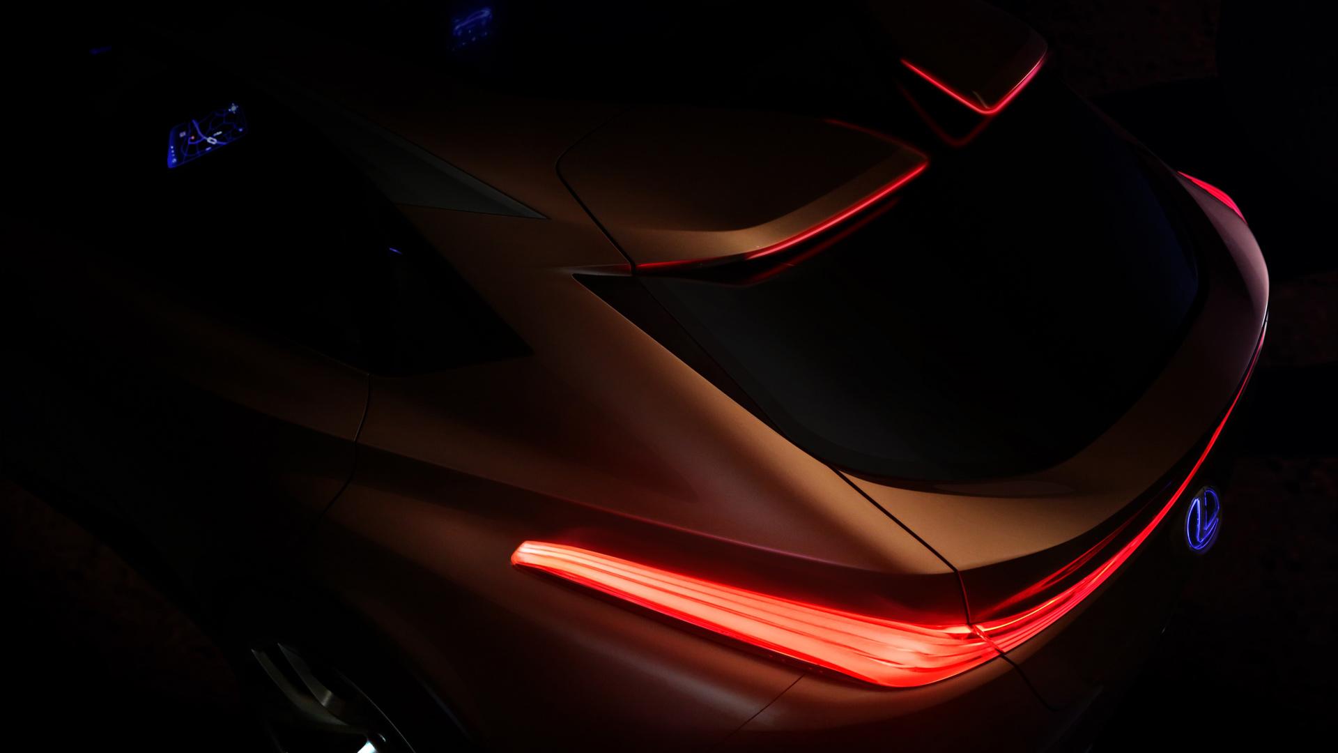 Lexus LF1 Limitless hero