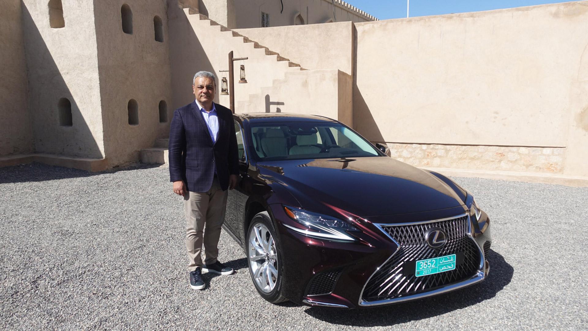 Lexus LS 500h gallery04