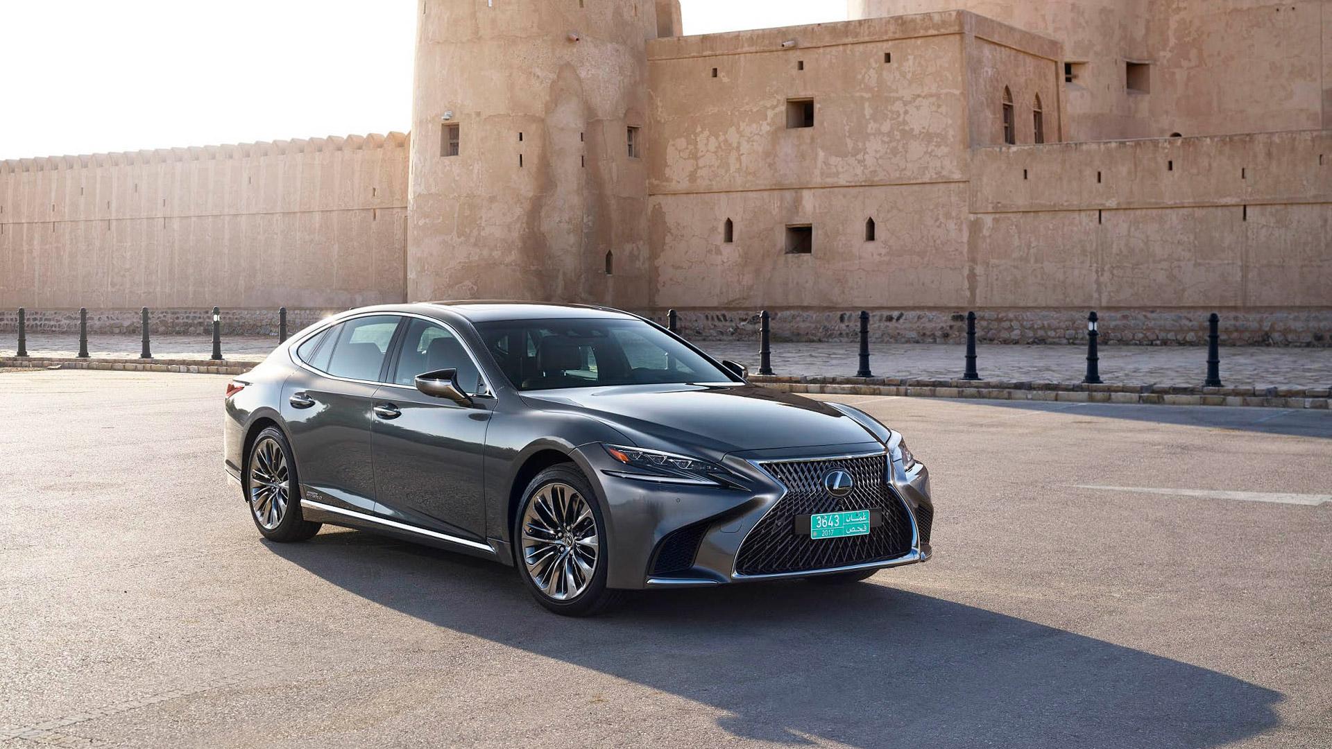 Lexus LS 500h gallery05