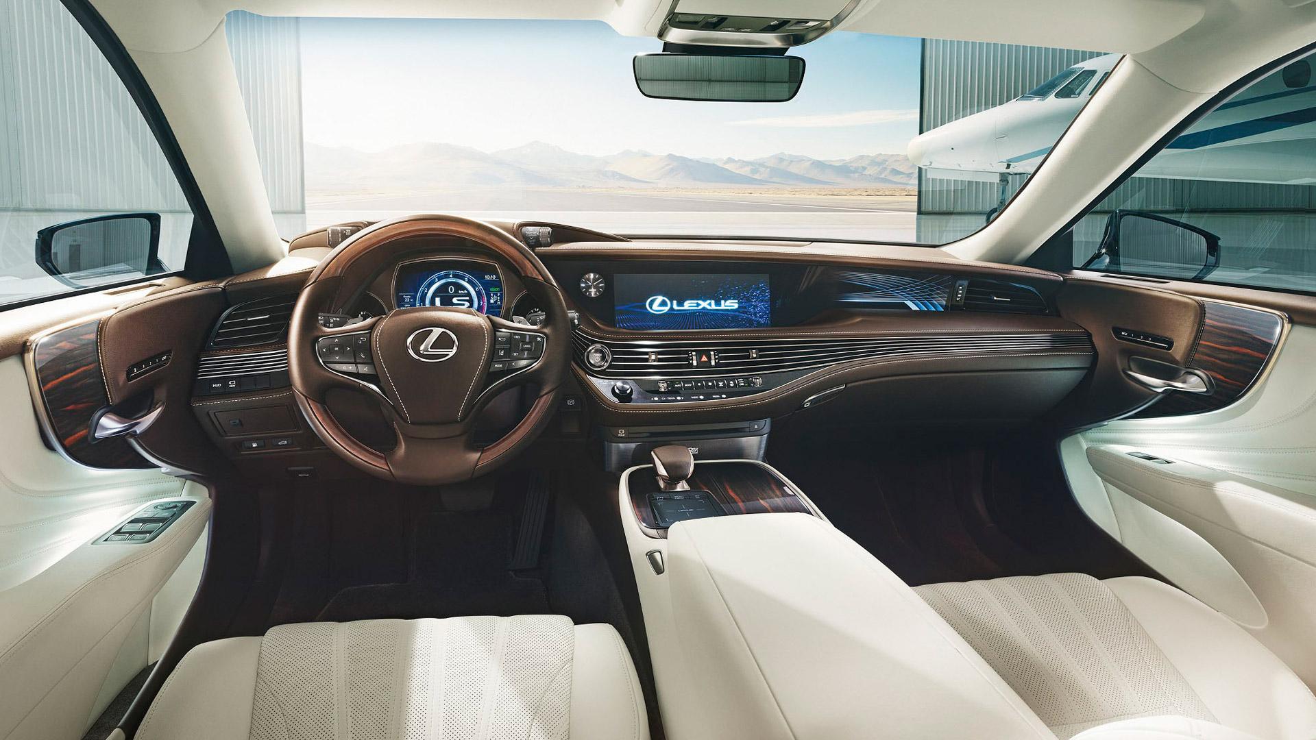 Lexus LS 500h gallery07
