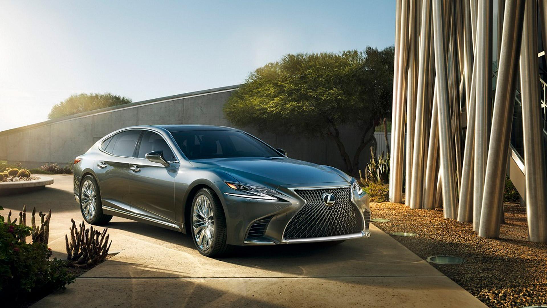 Lexus LS 500h gallery09