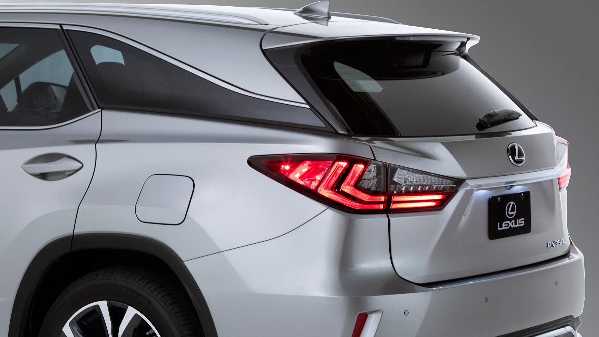Lexus RX L gallery02