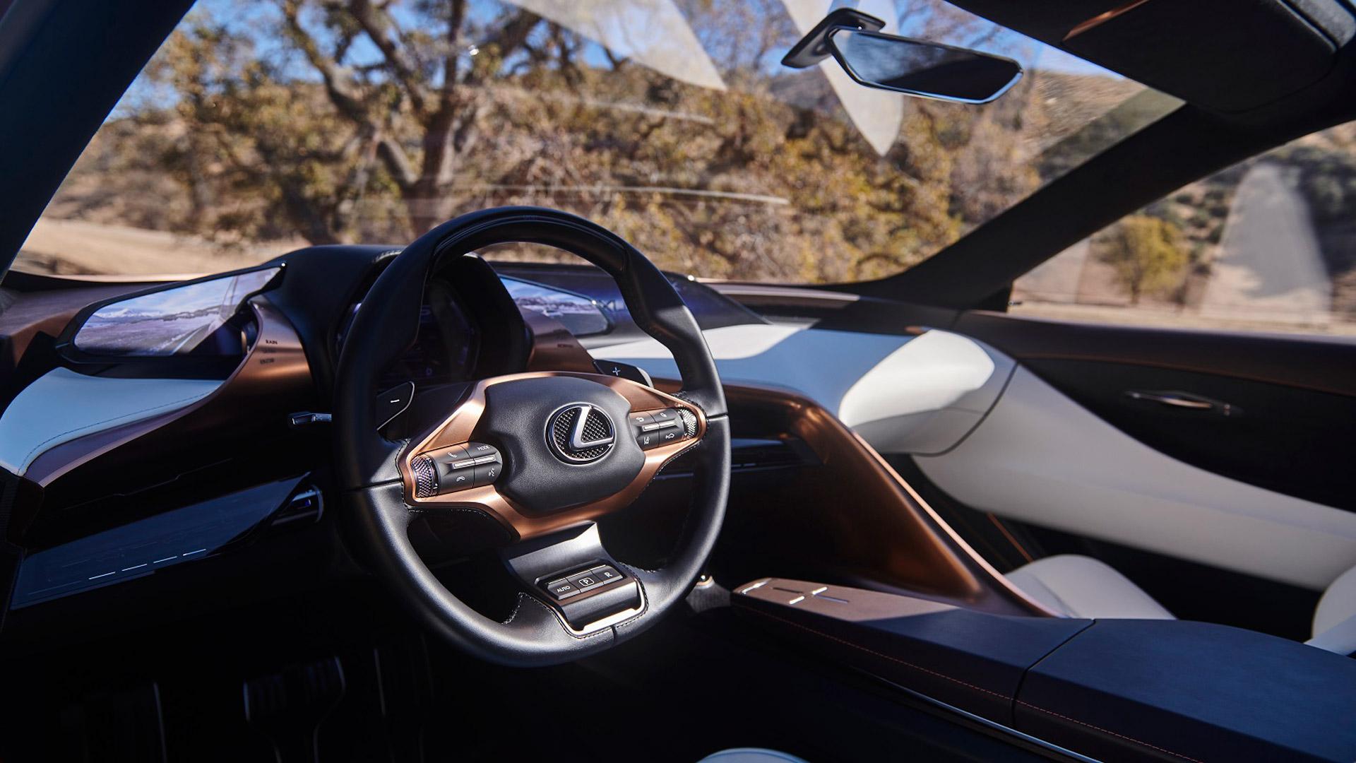 Lexus LF1 Limitless gallery06