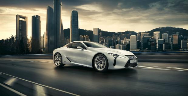 Lexus LC Image