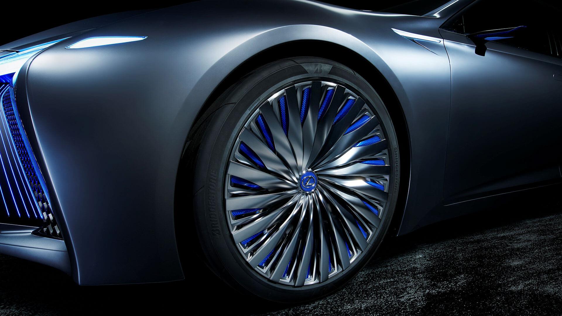 lexus ls concept tokyo motor show gallery 019